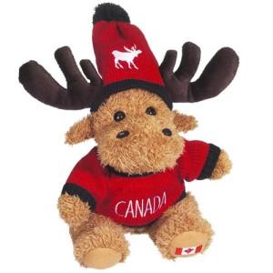 Bruce the Toque Moose