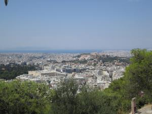 View of the Acropolis